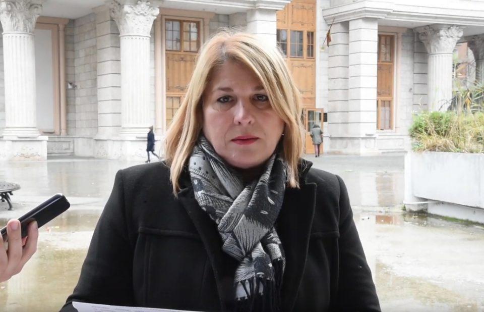 Кузмановска: Заев го сврте бројчаникот, долгот денеска отчука 5,6 милијарди евра