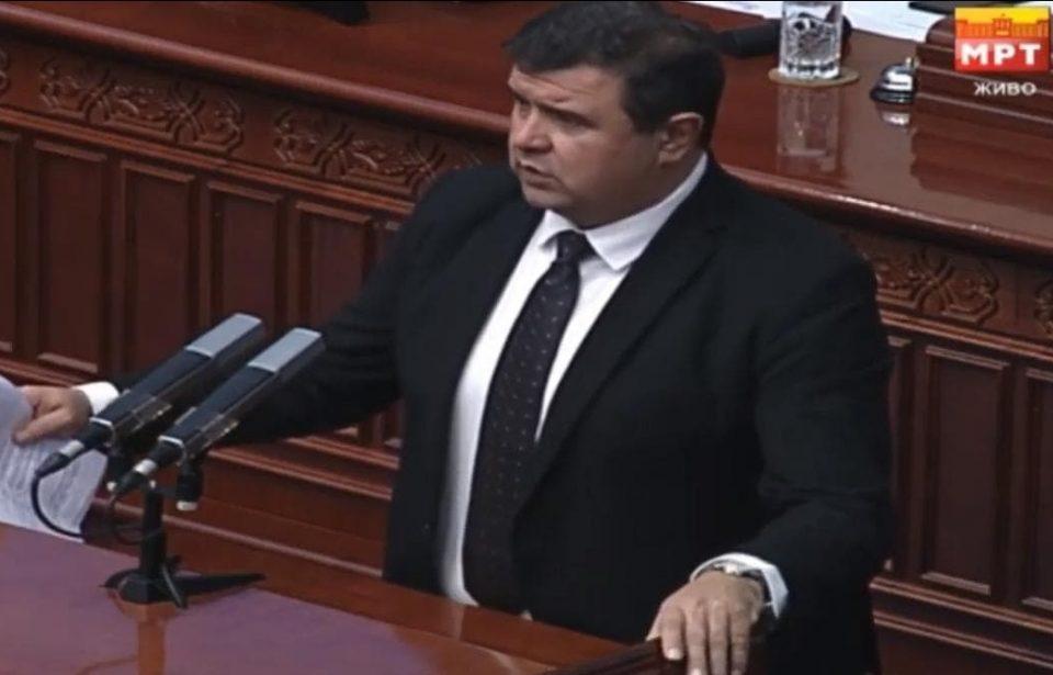 Мицевски: Власта вети, но не разговараше со 20.000 пазарџии, овој закон е победа на пазарџиите