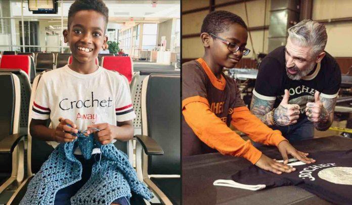 Момче (11) има необичен талент, а сите пари кои ги заработува ги донира за деца во Етиопија