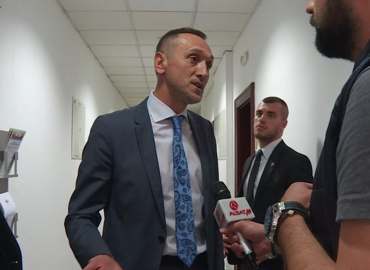 Ѓорѓиевски: Тоа што го прави Ерол Муслиу во Агенцијата за разузнавање е недозволиво