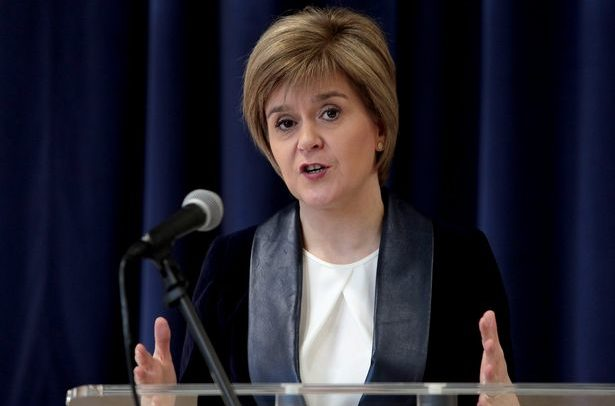 Старџен: Шкотска не може да биде заложник на Велика Британија