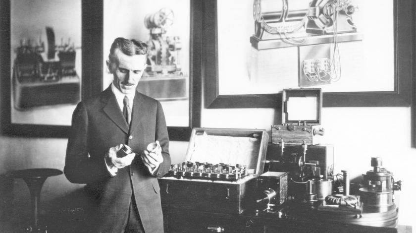 """Три начини како Никола Тесла го """"тренирал"""" својот мозок"""