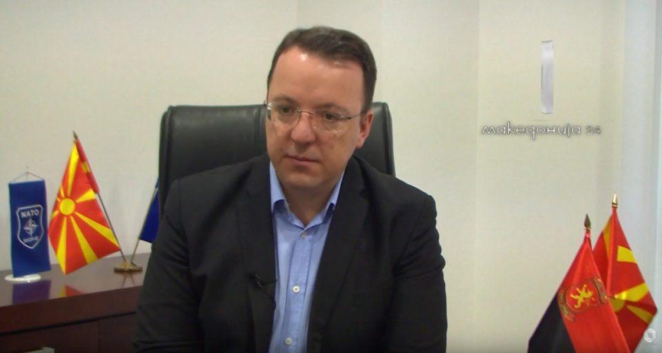 Николоски: На цела македонска јавност  ѝ стана јасно дека Зоран Заев и неговото семејство делат поткуп!