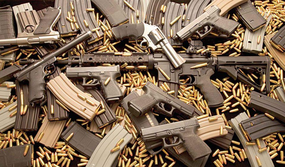 Пет најголеми производители на оружје во светот се од САД