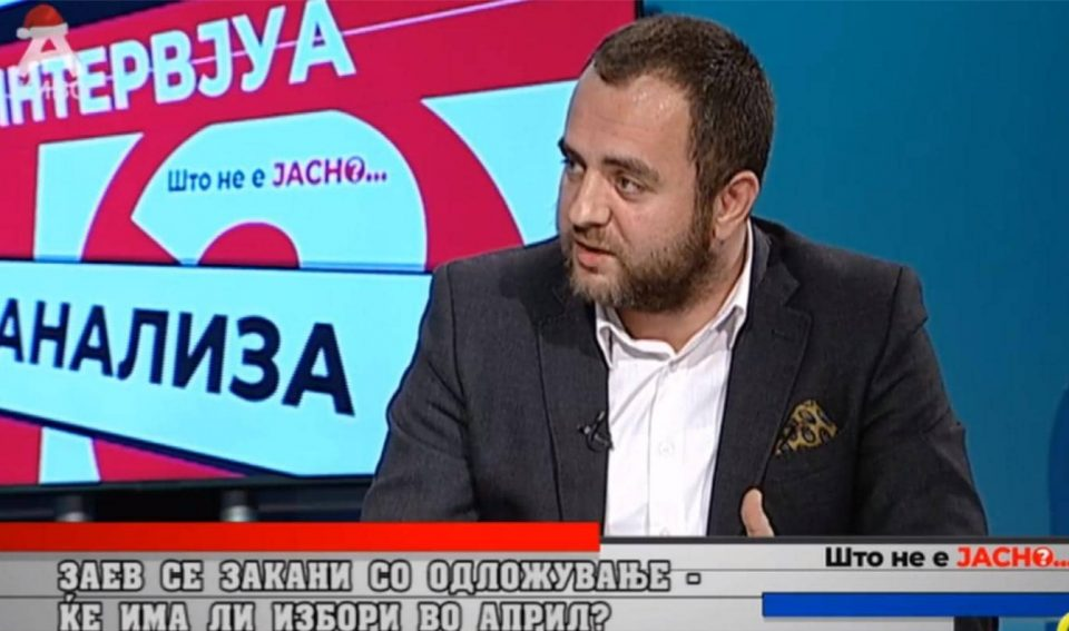 Тошковски: Власта залудно се обидува да продаде приказна дека не е вмешана во случајот Рекет