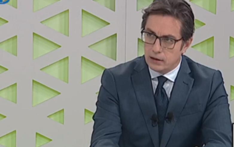 Пендаровски: Јас бев носител на листа во 2016-та, чувствувам морална одговорност за тоа што правната држава е полумртва