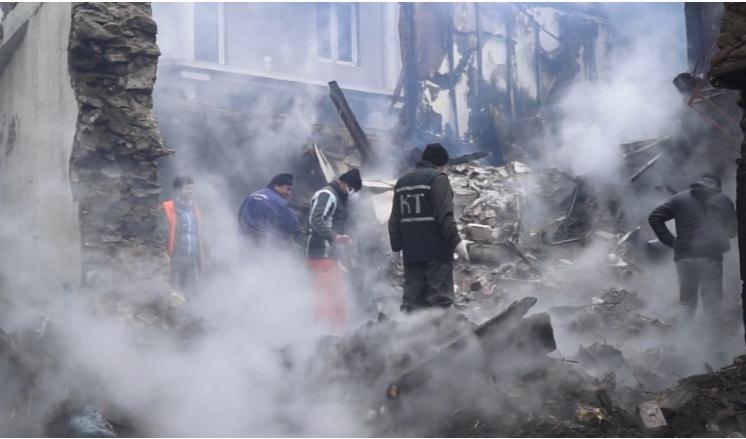 Велешанецот Миле изгоре до смрт во сопствената куќа, телото уште не е најдено