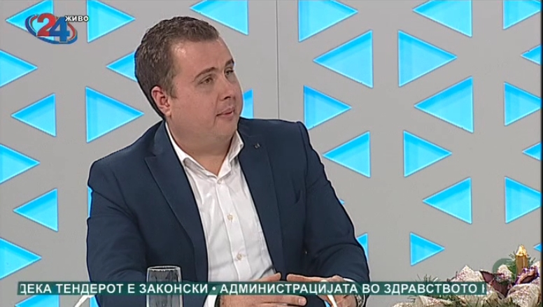 Пренџов: СДСМ бега од избори бидејќи им е јасно дека ќе ги изгубат
