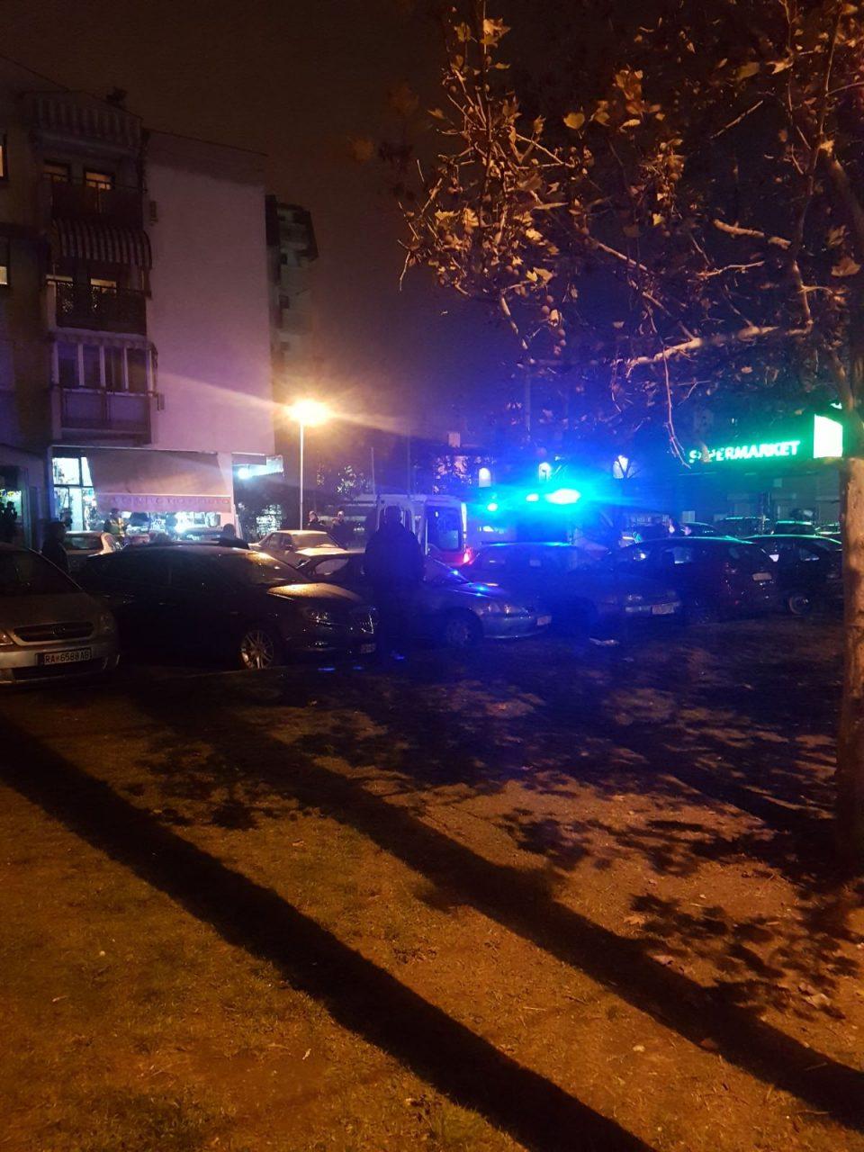 Инцидент вечерва во Тафталиџе- најверојатно имало и пукање (ФОТО)