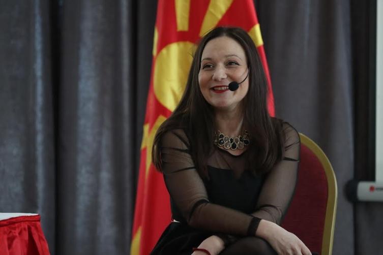 Рашела Мизрахи, првата Еврејка министерка во македонска влада: Квалитетот мора да биде на прво место
