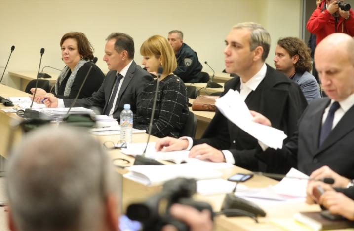 """Ново рочиште за """"Рекет"""", ќе сведочи обвинителката Елизабета Јосифовска"""
