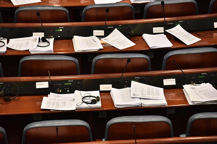 Пленарната седница за избор на техничката влада закажана за 16:30 часот