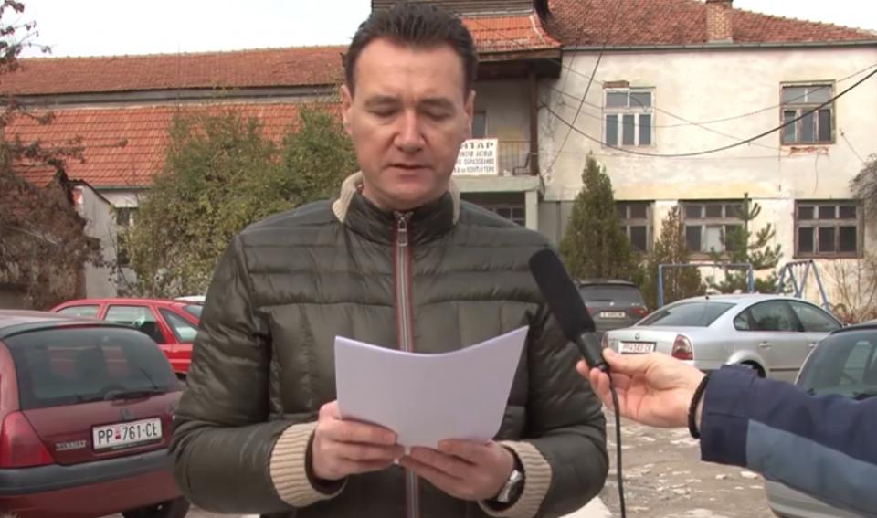 """""""Јованоски и СДСМ лажеа и за овој спортски објект"""""""