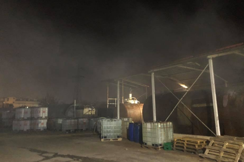 Кривична пријава поради истекувањето на солна киселина: Фирмата работела без дозвола, граѓаните пријавиле дека миризбата е неподнослива