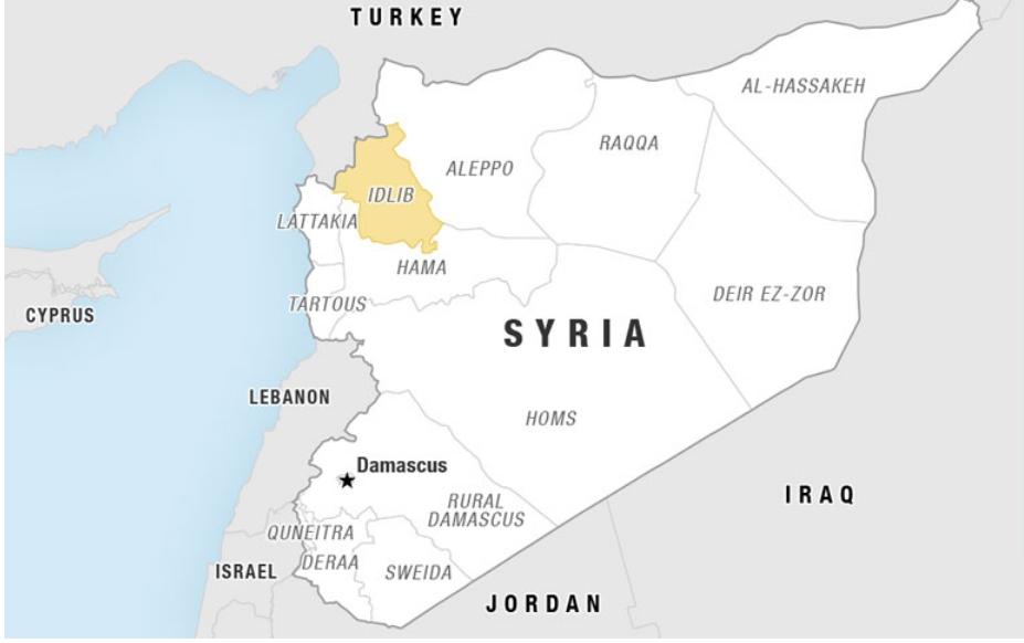 За две недели 235.000 луѓе побегнале од домови во Сирија