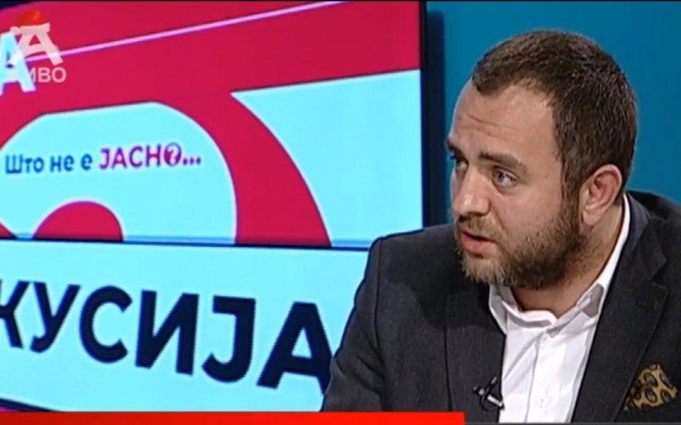 Тошковски: СДСМ и Десковска имаа една година за да го достават законот за ЈО во работна верзија до Венецијанската комисија, тоа не го сторија