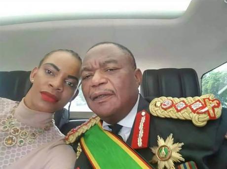 Сопругата на потпретседателот на Зимбабве обвинета дека се обидела да го убие