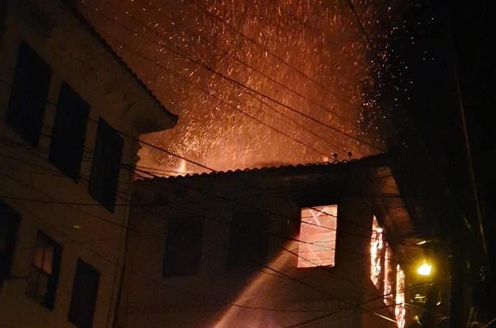 Трагедија: Загина сопственикот на куќата која изгоре синоќа во Велес