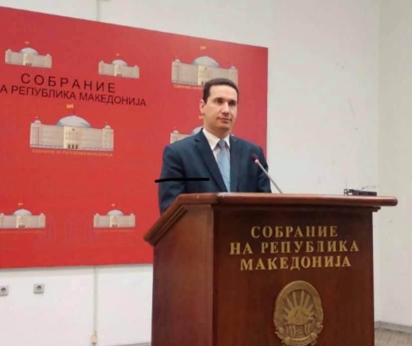 Ѓорчев: Младите си заминуваат од Република Македонија поради лошите политики кои ги спроведува СДСМ, поради несигурноста и неперспективноста