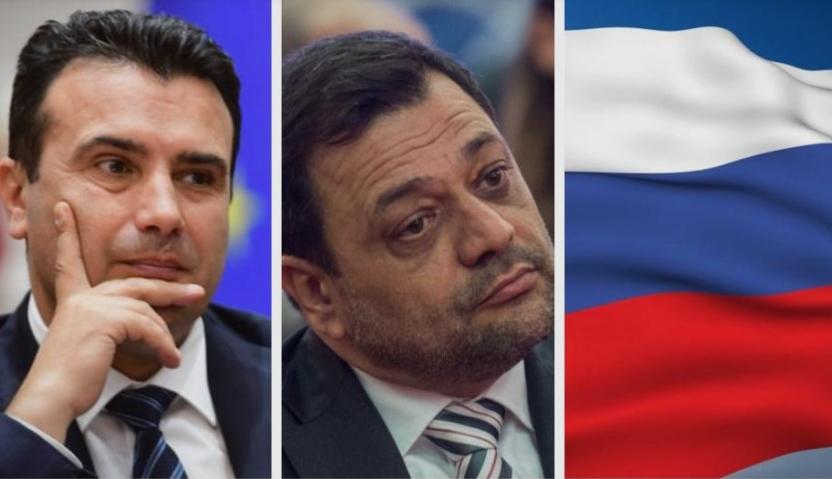 """""""Лидер"""" открива скандал: Заев и Анѓушев дел од криминал вреден 200 милиони евра, заедно со Руси!"""
