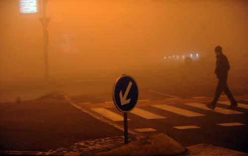 Скопјани и вечерва дишат отров, речиси 500 ПМ 10 честички на метар кубен (ФОТО)