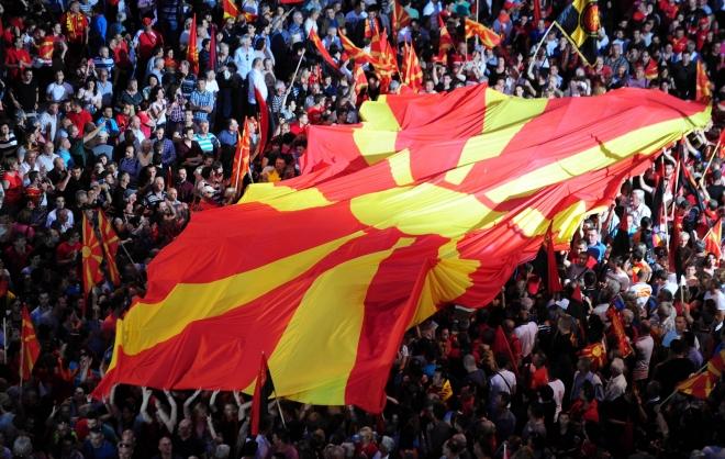 """ВМРО-ДПМНЕ нуди визија за економски напредок и заштита на националните интереси- Вечерва ја промовира новата стратегија """"Македонија за сите луѓе"""""""