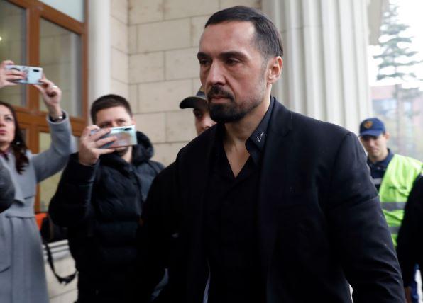"""Напладне пресуда за Кичеец во случајот """"Рекет"""""""