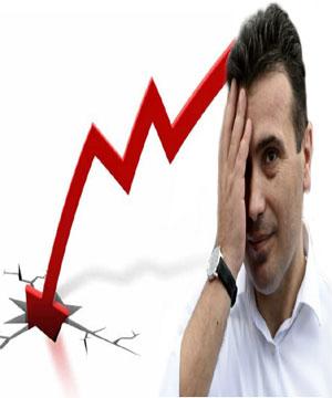 """""""Заев велеше дека блескаме, а донесе рецесија, над 50 илјади луѓе останаа без работа"""""""