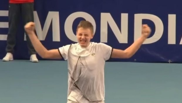 Србија има наследник на Ѓоковиќ: Тенискиот вундеркид во 2.коло на АО