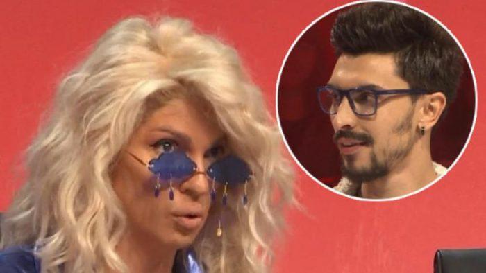 """""""Соблечете се голи и одете по улица"""": Македонецот испадна од музичкото шоу, а Карлеуша му упати жестоки зборови"""