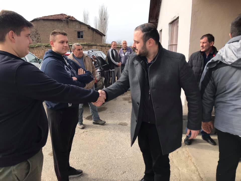 Ѓорѓиевски: Луѓето гледаат спас во ВМРО-ДПМНЕ, преку глава им е од криминал, рекет и корупција