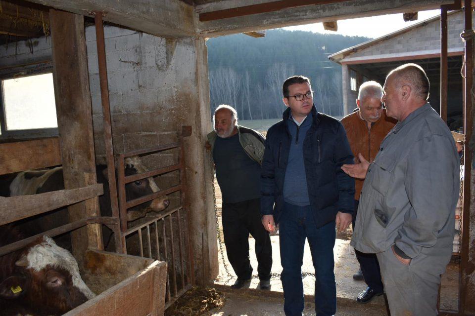 Трипуновски: Субвенции не се исплаќаат редовно, земјоделците со големи проблеми