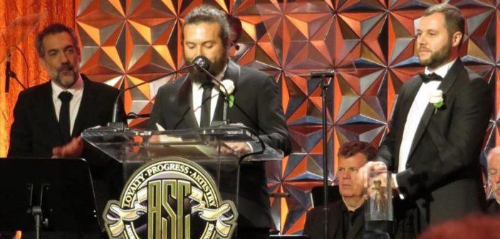 """Љума и Даут од """"Медена земја"""" ја добија престижната американска награда за кинематографија"""
