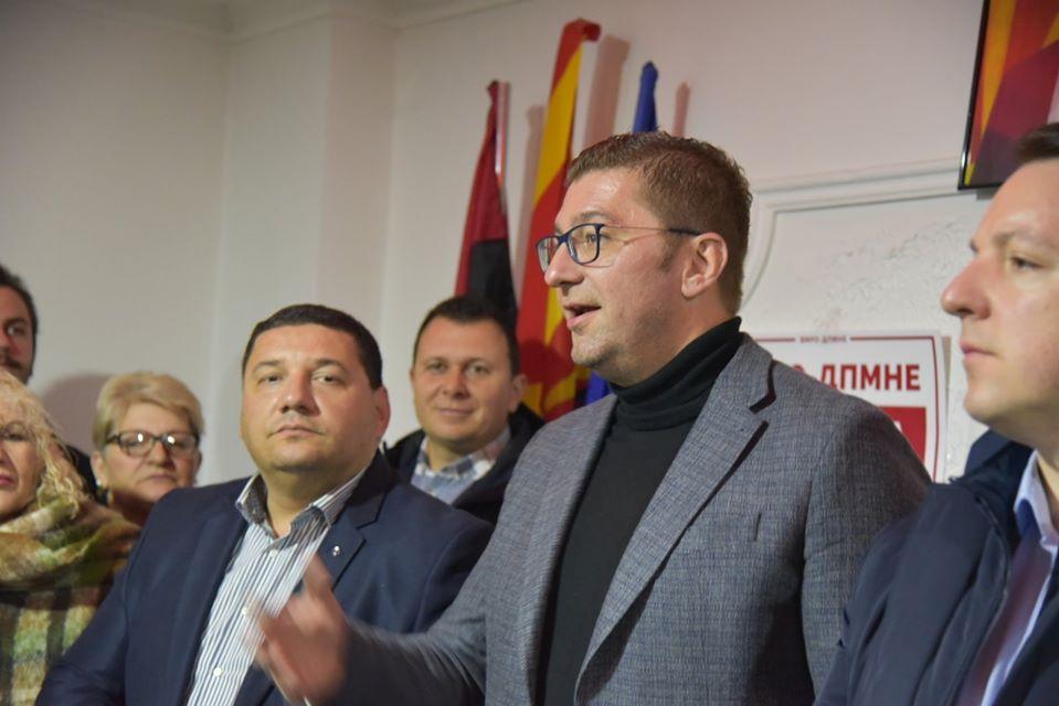 Мицкоски: Имаме концепт и план, обновата доаѓа, Македонија може повеќе и подобро