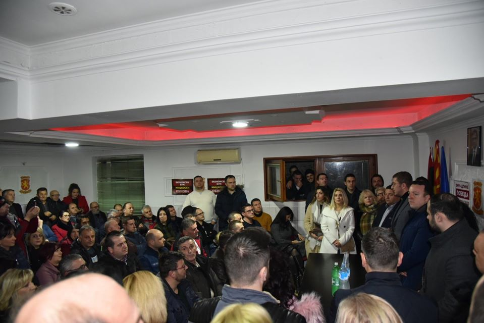 Мицкоски од Прилеп: Народот е револтиран затоа што денес во Македонија владее хибридниот режим на Заев