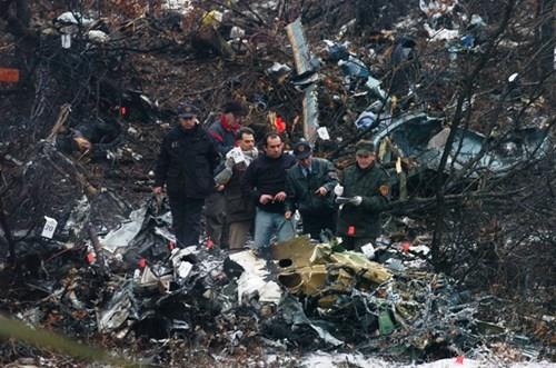 Дванаесетгодишнина од хеликоптерската несреќа кај Блаце