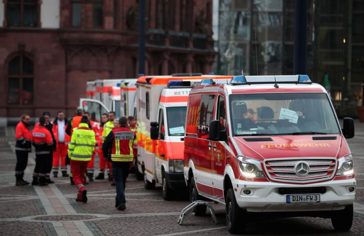 Евакуација на 13.000 лица од Дортмунд поради бомби од Втората светска војна