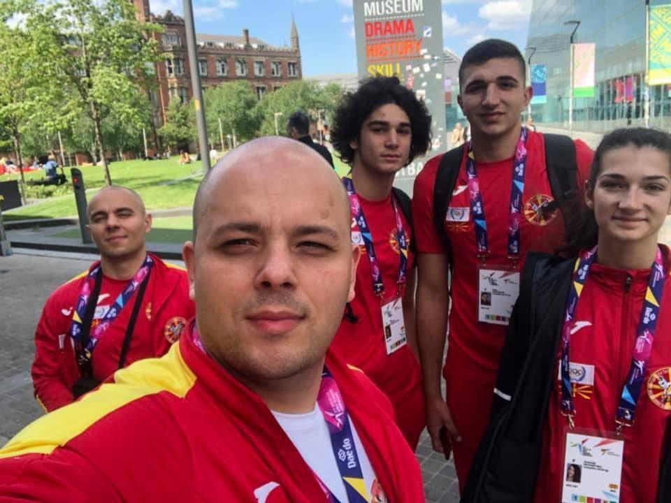 Интервју со Дарко Костовски: Спортот ја одгледува нацијата!