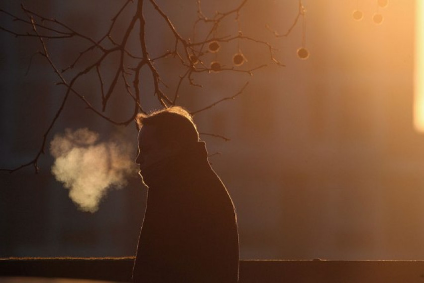 Зошто го гледаме својот здив кога е надвор студено?