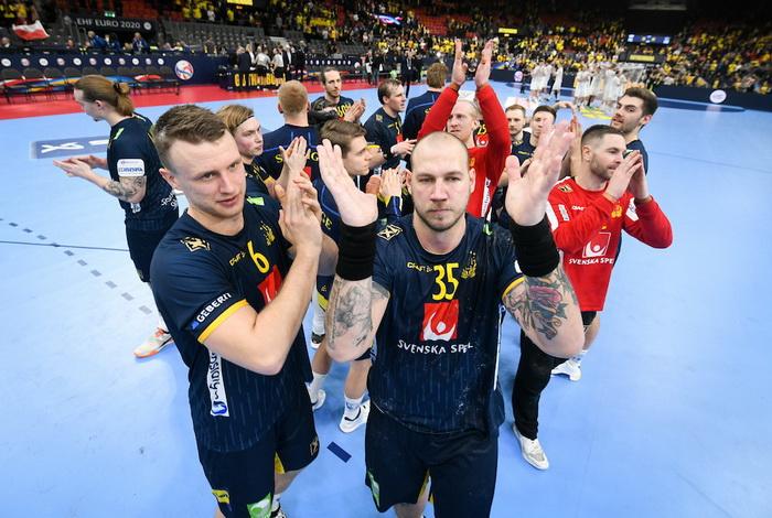 Скандал на европското првенство, вмешани четворица ракометари на Шведска