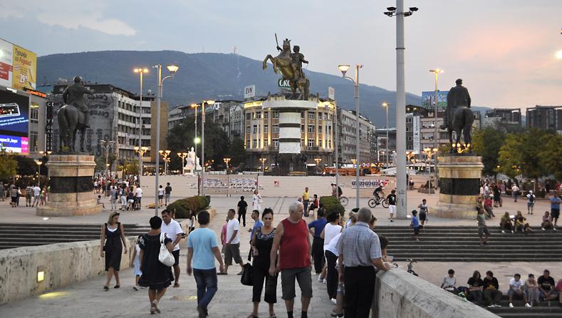 ЦЕНТАР, АЕРОДРОМ И КАРПОШ СЕ НОВИ ЖАРИШТА- денеска речиси сите скопски општини со поразителни бројки!
