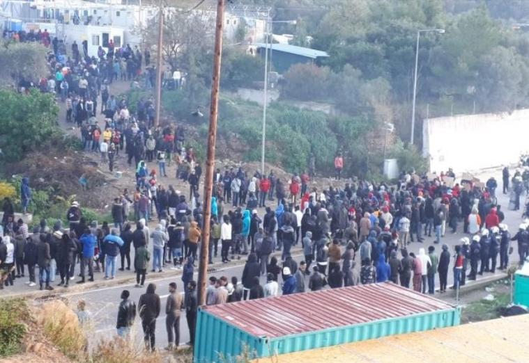Следната седмица генерален штрајк на грчките острови најпогодени од бегалскиот/ мигрантскиот проблем
