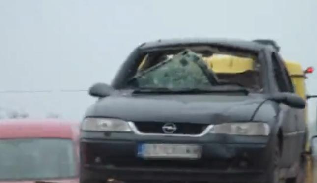 Се разнел себе си и љубовницата во автомобилот- ова е полицаецот кој зад себе остави сопруга и две деца, а го потресе регионот (ФОТО)