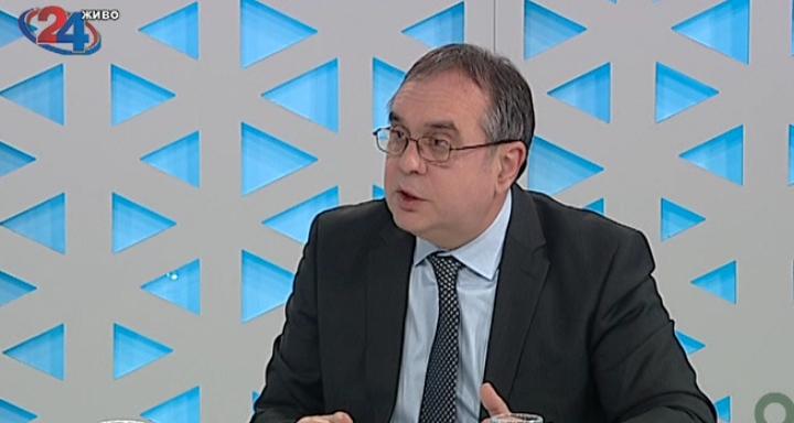 Даштевски: Законот за јавно обвинителство мора да е европски, а не политички по терк на СДСМ