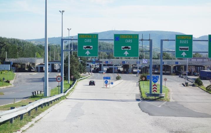 Денеска од 12 часот е дозволен влез на товарни возила во Грција