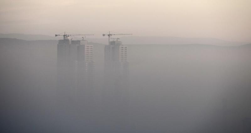 Општина Аеродром со интервентни мерки против загадувањето