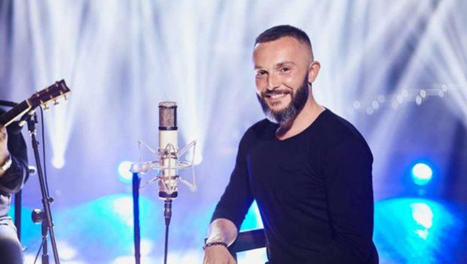 ВТОРА СРЕЌА – струмичанецот Васил Гарванлиев официјално повторно ќе ја претставува нашата земја на Евровизија