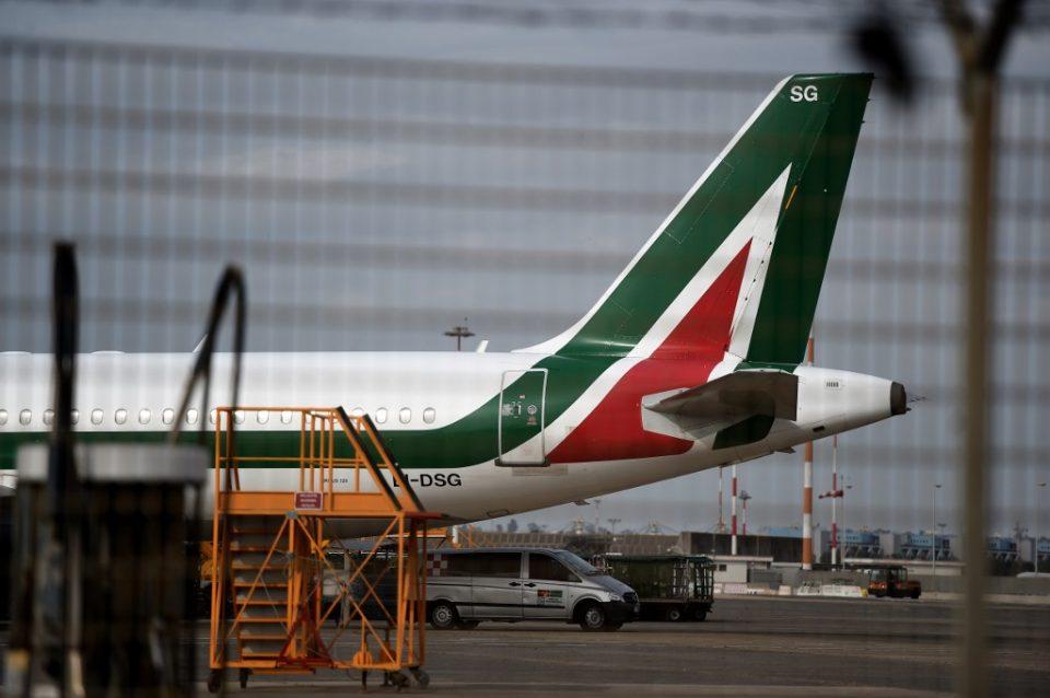 """Авиокомпанијата """"Алиталија"""" откажа 139 летови заради штрајк"""