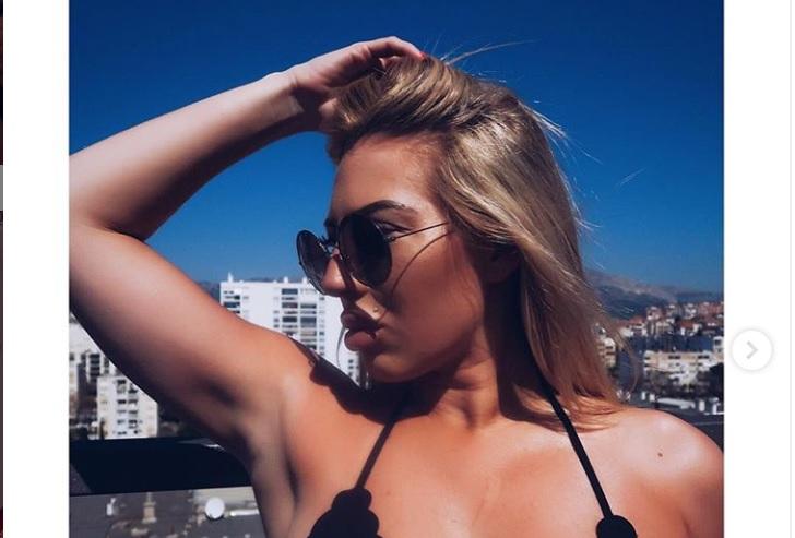 """ФОТО: Словенечка репрезентативка во центарот на вниманието поради """"жешките"""" фотографии"""