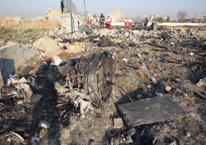 САД испратија сочувство до семејствата на загинатите во падот на украинскиот авион